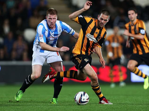 Hull's Fryatt joins Wednesday on loan
