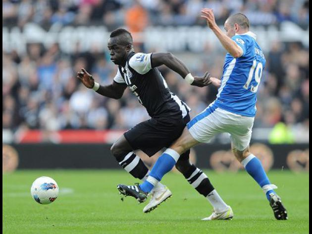 Pardew puts big price on Tiote