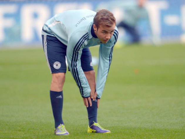 Munich star Goetze in trouble with sponsors again