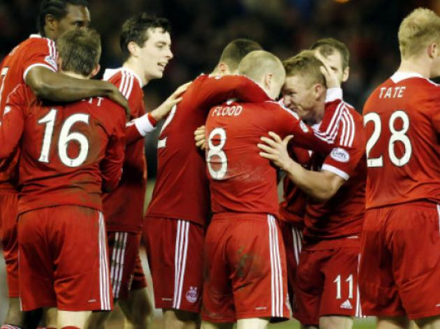 In-form Dons look to end Celtic double hopes