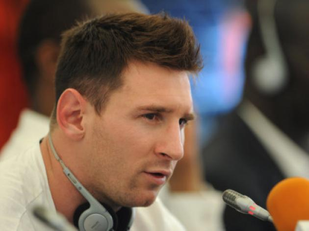 Messi says sacrifice took him to the top