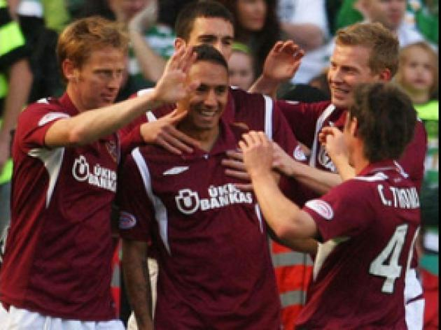 I had a stinker, says Hearts hero