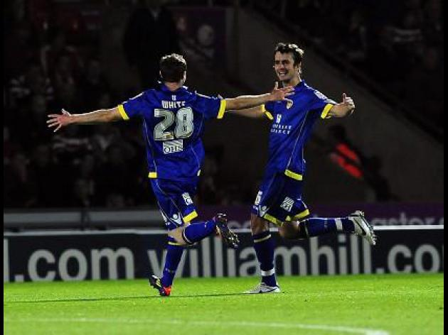 Leeds ease to Donny win
