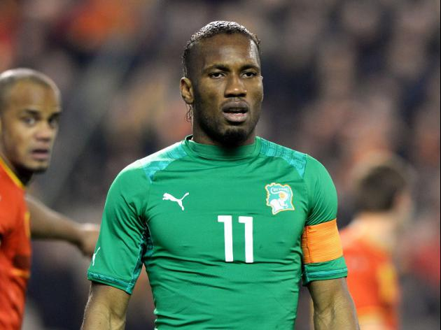 Drogba retires from international duty