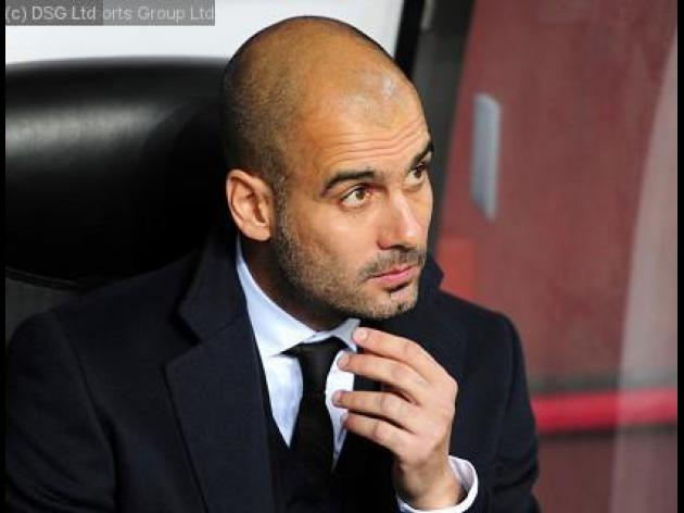 Guardiola remains dismissive of title talk