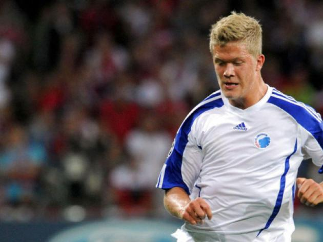 Ten to watch in 2013/14 - 7. Andreas Cornelius