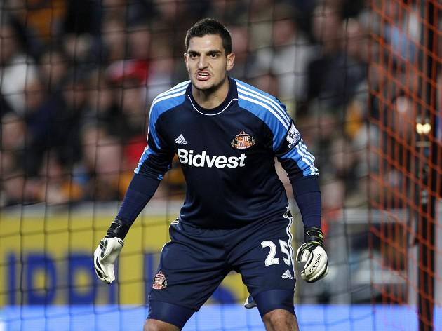Rallying call from Mannone