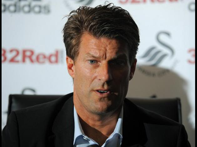 Laudrup ready for anything on Allen