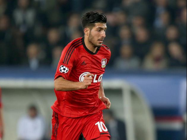 Liverpool complete signing of Emre Can