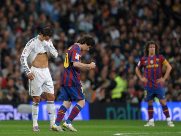 Six classic Barcelona v Real Madrid Clasicos