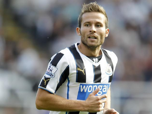 Newcastle's Cabaye punishment revealed