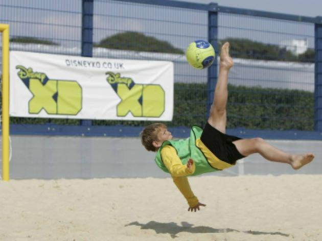 Disney XD Beach Soccer Tour in Portsmouth