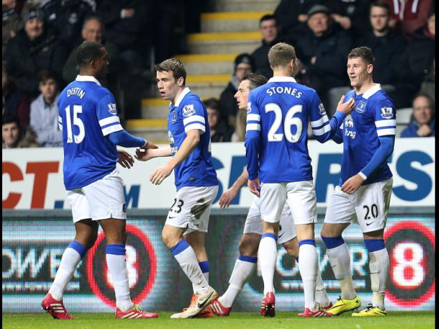 Toffees threaten sticky situation for Arsenal