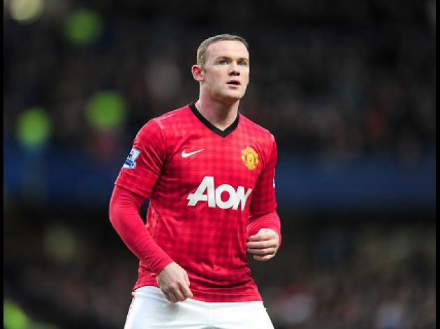 Rooney and de Gea train with Manchester United after missing Norwich game