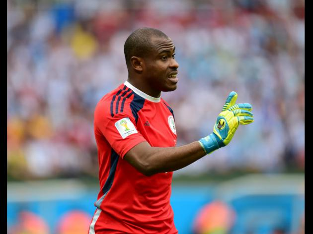 Eddie Enyeama, Frances enemy within