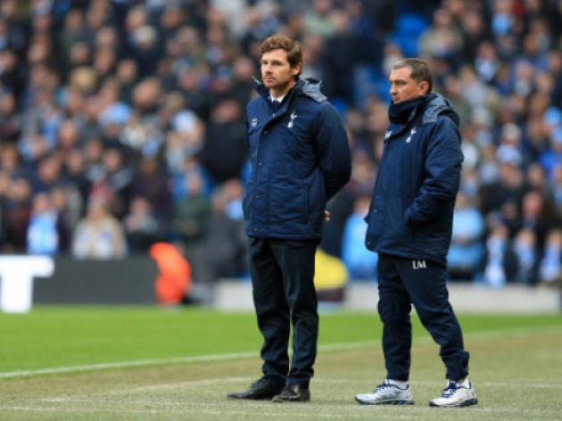 AVB and Spurs have problems... Or do they?