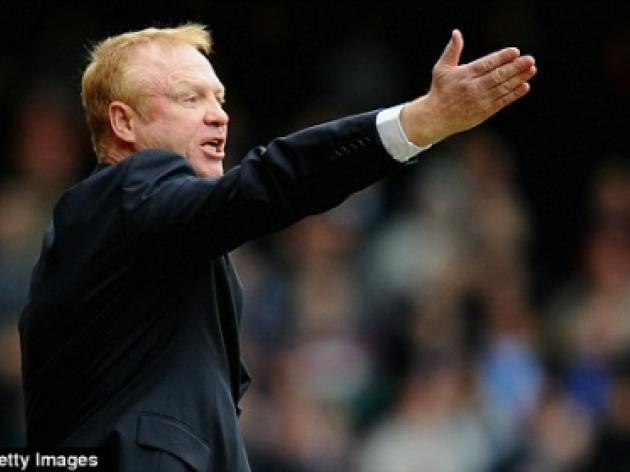 Alex McLeish tells Birmingham: Let's win two in a row!