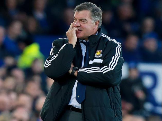 Allardyce fumes at 'offside' opener