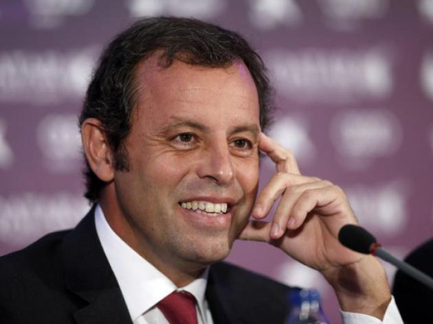 Barcelona call board meeting as Sandro Rosell resignation rumours swirl