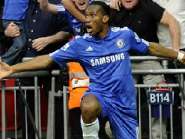 Drogba wants fan power for final push