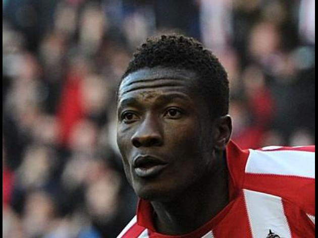 Bruce determined to keep Gyan