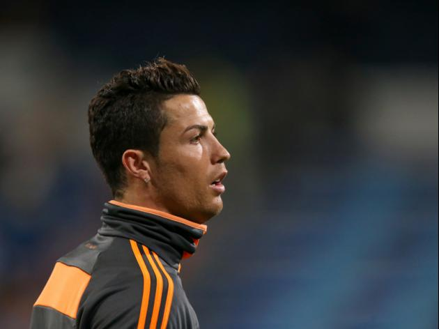 Ronaldo, Bale, Benzema sit out Madrid training
