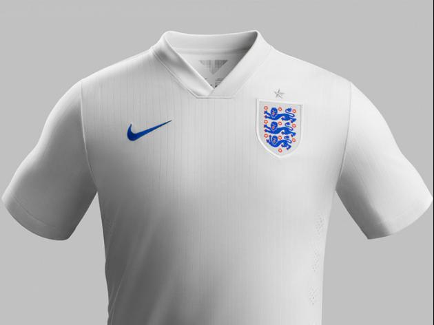 England reveal World Cup kit as fans recoil at 'extortionate' price tag