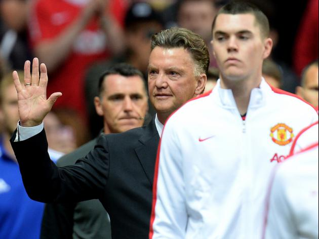 Van Gaal pleads for patience