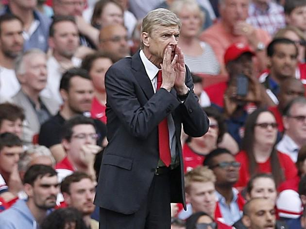 Deadline day drama for Wenger and Arsenal