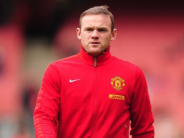 Rooney to miss West Brom game