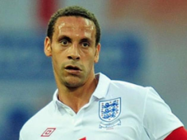 Ferdinand: I'll get armband back
