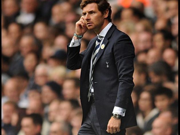 AVB rues 'worst performance of season'