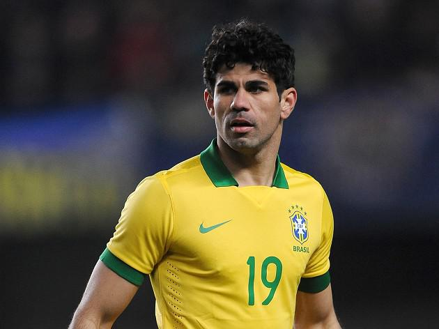 Diego Costa admits to being 'happy at Atletico' despite Liverpool interest