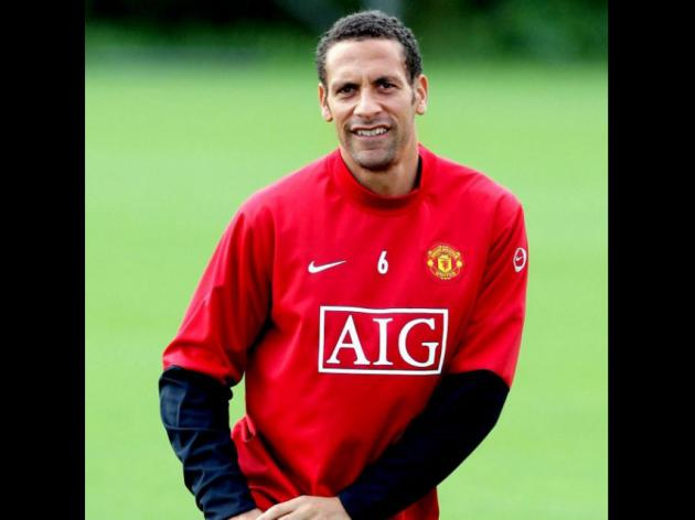 Ferdinand hid injury from Fergie