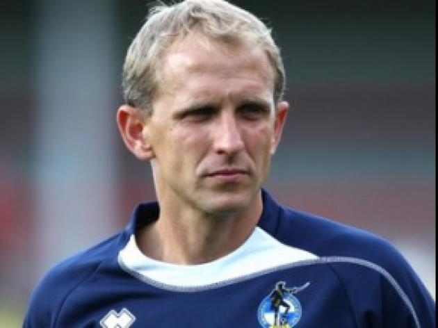 Injuries pile up for Rovers boss