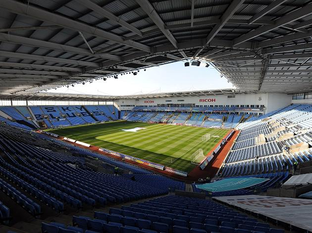 Coventry chief reveals stadium plan