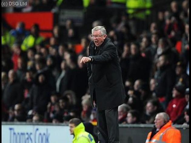 Ferguson: Title not a two-horse race yet