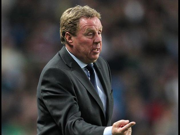 Redknapp buoyed by Spurs showing