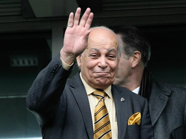 Allam accused of 'blackmail'
