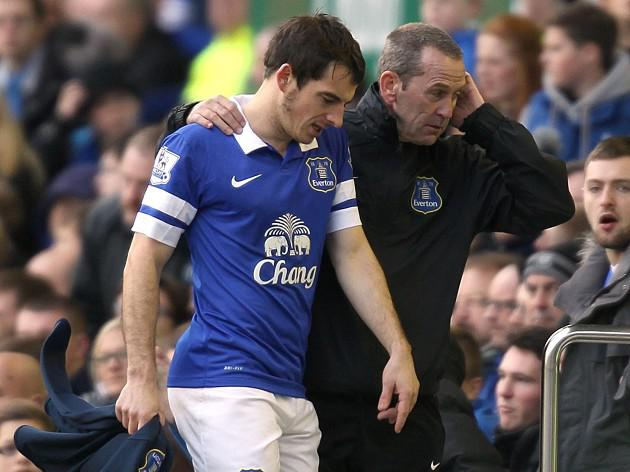 Baines broken toe blow for Blues