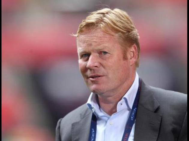 Southampton appoint Koeman as new manager