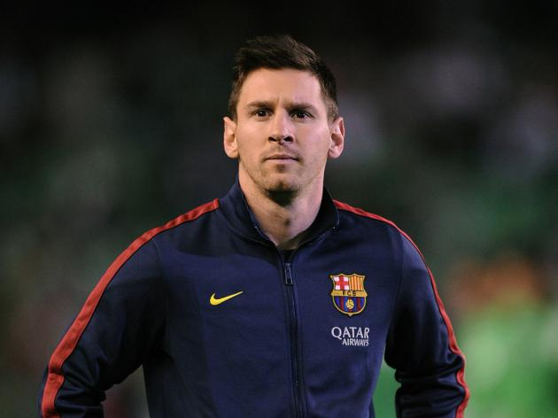 Barca slam media attack on Messi entourage