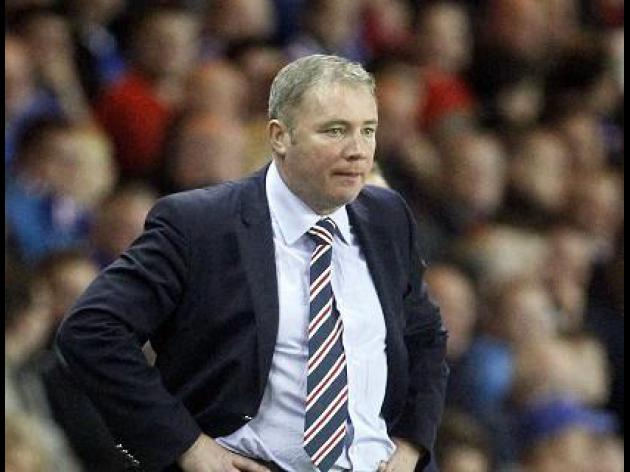McCoist unfazed by title possibility