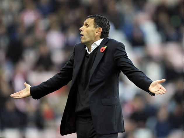 Poyet wary of Leicester