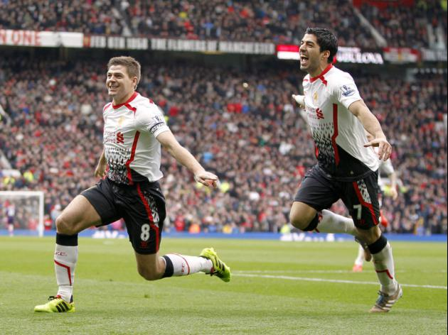 Steven Gerrard warned former Liverpool team-mate Luis Suarez 'you are too good to join Arsenal'