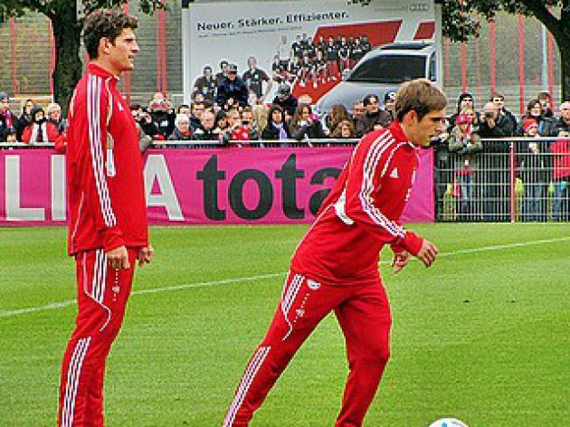 Busy Lahm happy to miss Germany friendlies