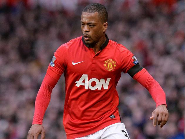 Evra nearing Juventus switch
