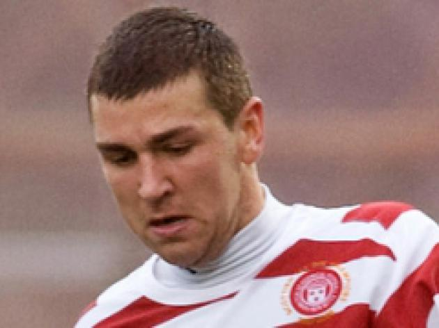 McArthur prepares for Accies exit