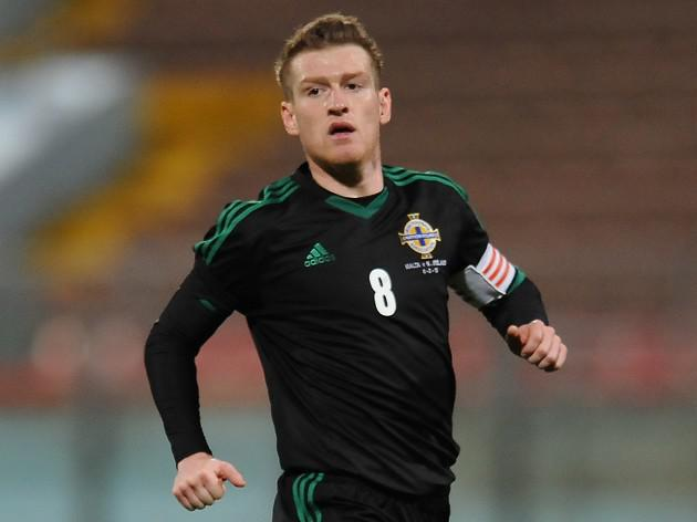Davis eager to play for Northern Ireland against Israel