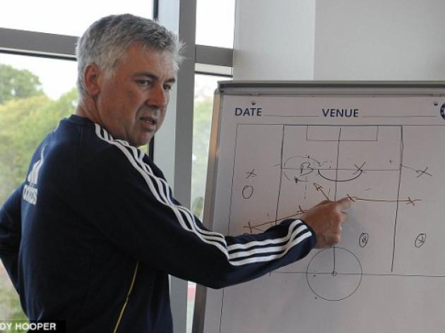 The Matt Lawton interview: So what are the secrets of Carlo Ancelotti's success?